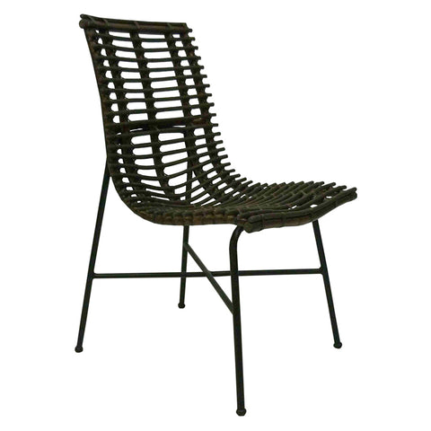 Nuvali Rattan Dining Chair