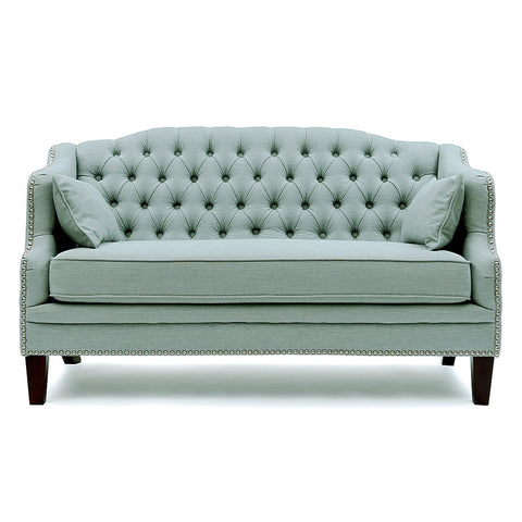 santorini fabric 2 seater tiffany