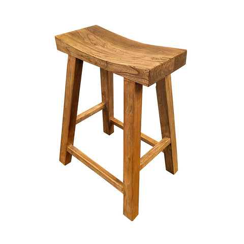 Oriental Barstool Natural