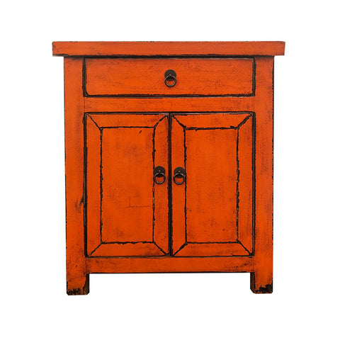 Oriental Bedside Orange