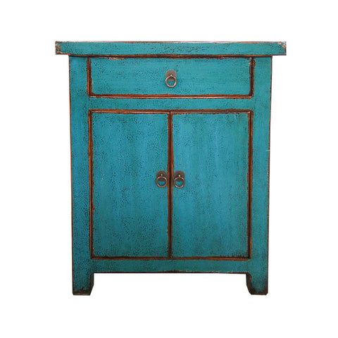 Oriental Bedside Turquoise