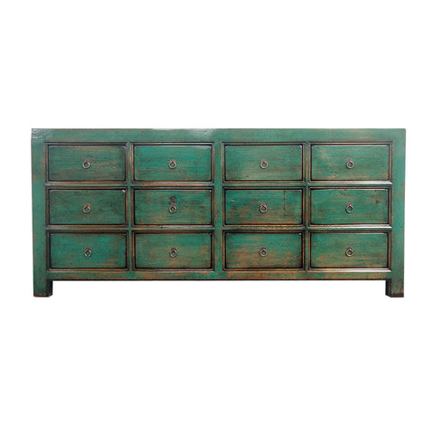 Oriental Painted Buffet