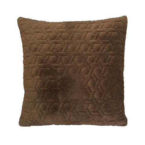 Velvet Chocolate Cushion