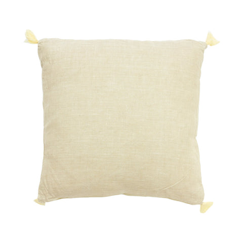 Tassle Wheat Cushion