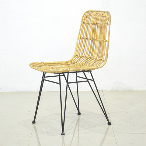 Amora Rattan Dining Chair