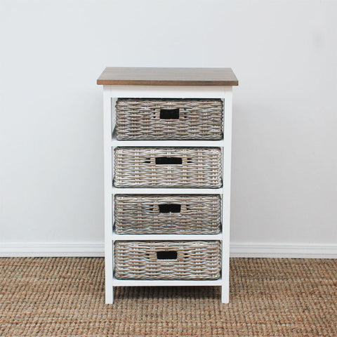 whitewash-kubu-bedside-4-drawer