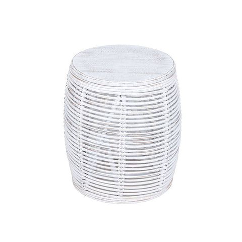 Bungalow Side Table White