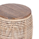 Bungalow Side Table Natural