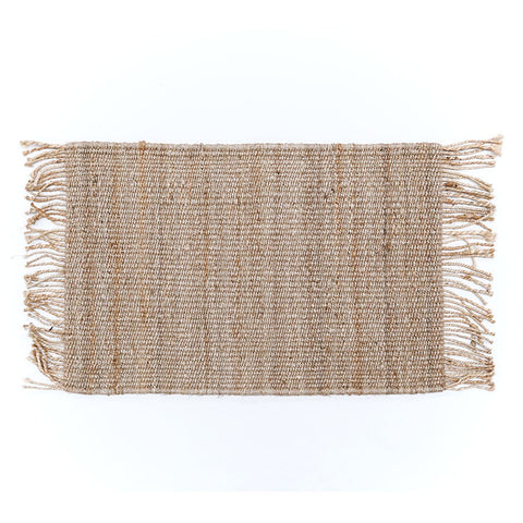 Natural Handwoven Jute Rug