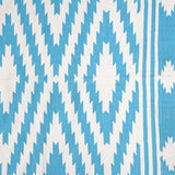 blue dominica rug