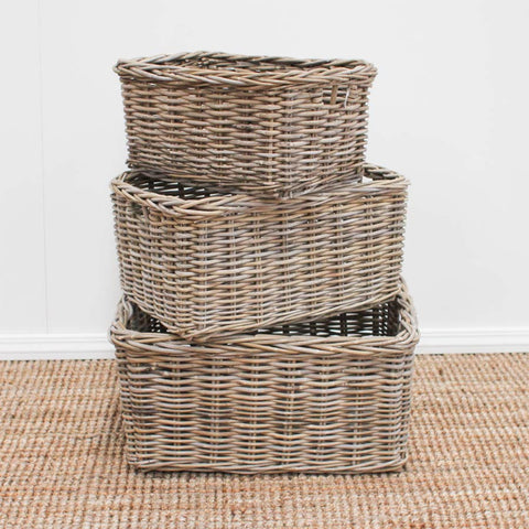 kubu storage basket 3 sizes