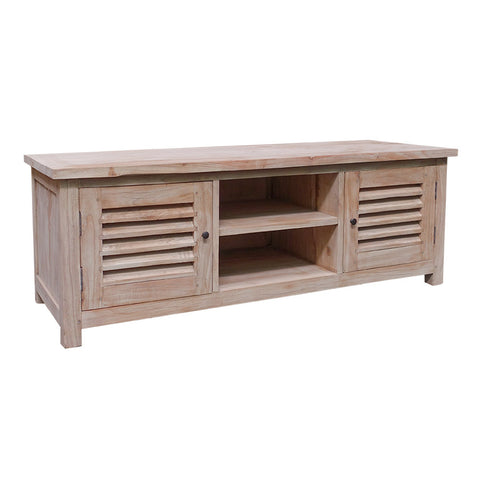 Rustic Entertainment Unit 2 Door Original