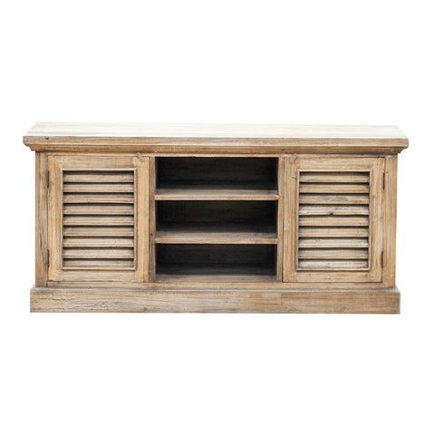 rustic entertainment unit original 1