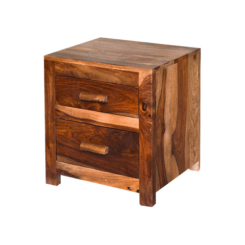 Bedside Table Rosewood