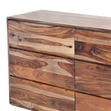 Raja Chest of 6 Drawers Rosewood
