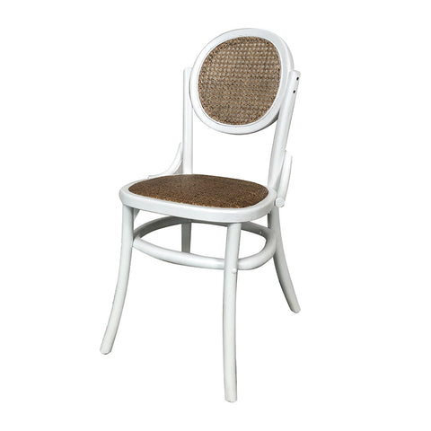Delphine Dining Chair White