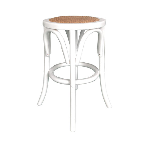 Dion Barstool White