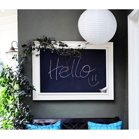 leave a note chalkboard