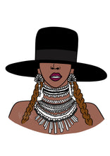 Load image into Gallery viewer, Beyonce Print