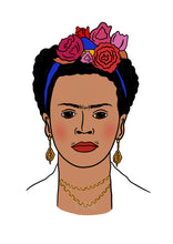 Load image into Gallery viewer, Frida Kahlo Print