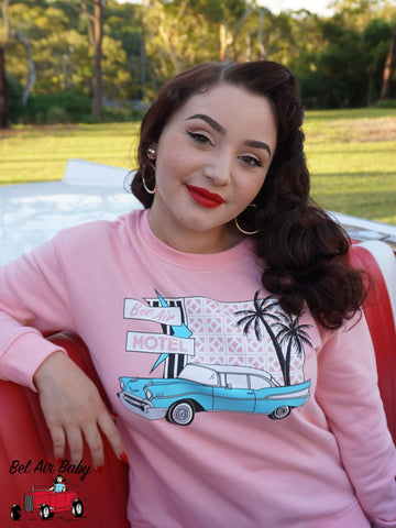 Bel Air Motel Sweatshirt