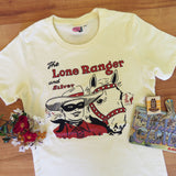 1950's Lone Ranger and Silver Ladies T shirt
