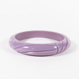 Carved Swirl Bangle | Bel Air Baby