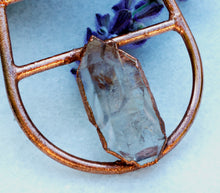 Load image into Gallery viewer, ABRACADABRA Elestial Quartz Necklace