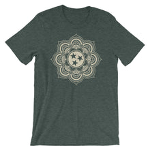 Load image into Gallery viewer, Unisex Tristar Mandala Tee