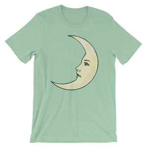 Unisex Watercolor Moon Tee