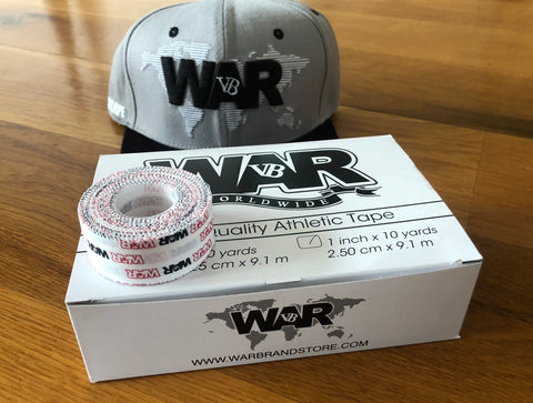 1.0 inch War Brand Tape box of 12