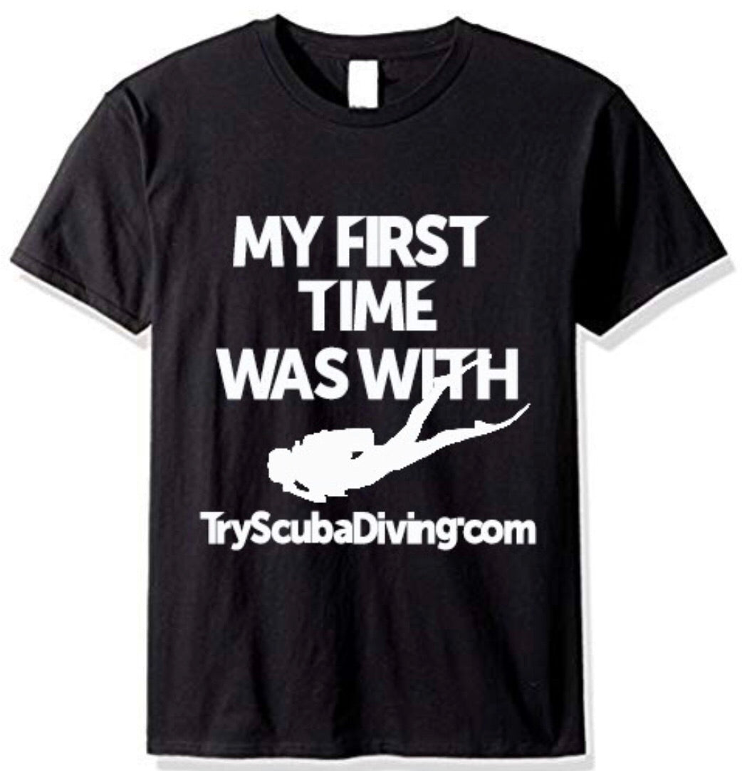 First Time Diving Shirt