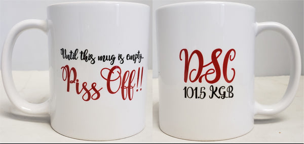 Piss Off Mug (Limited Edition)
