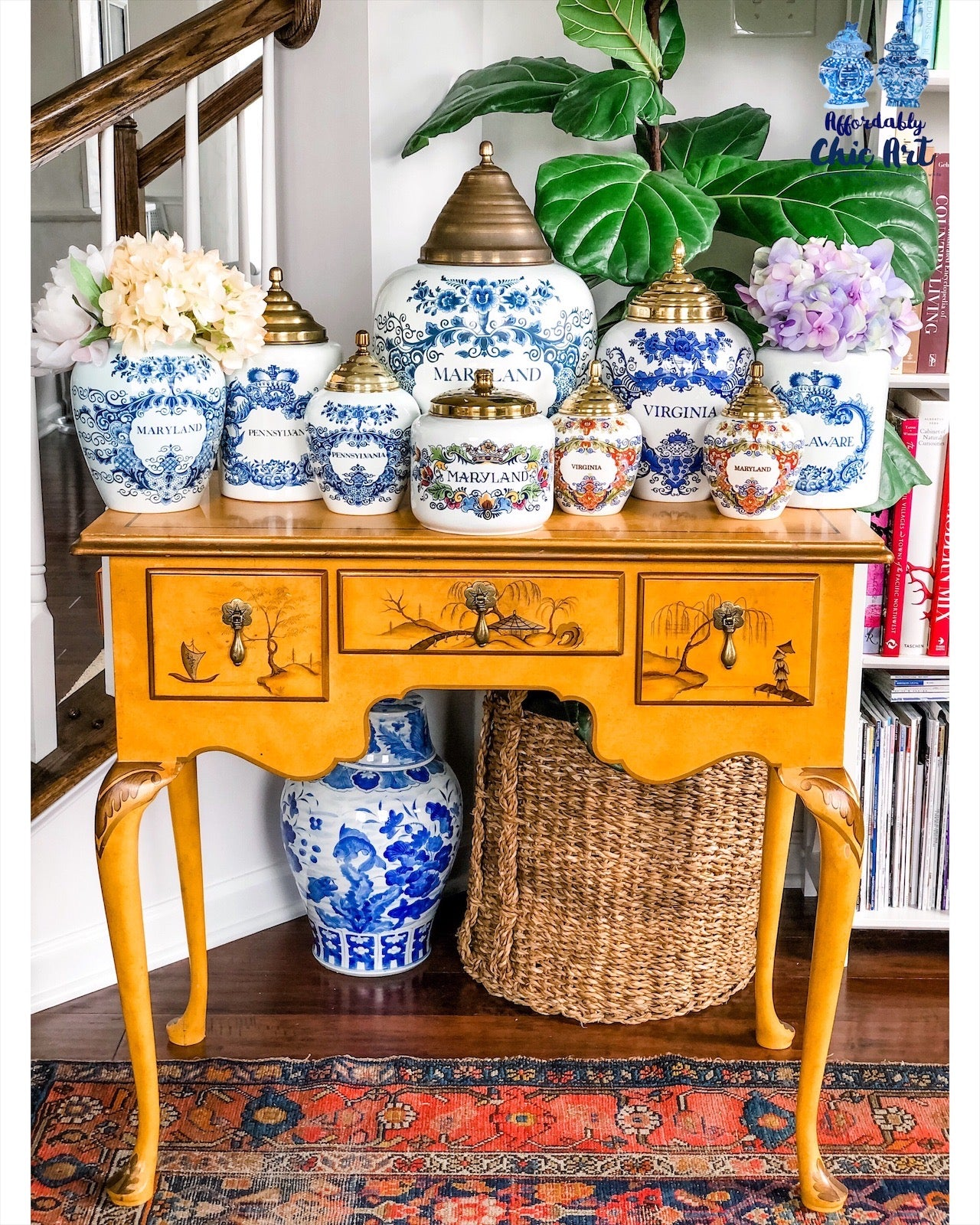 SUPER DELFT SATURDAY: Vintage Delft State Tobacco Jar Event Saturday, 5/16 @ 10 AM EST!