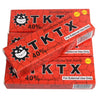 40% Red United Kingdom Stock TKTX Numbing Tattoo Body Anesthetic Fast Numb Cream Semi Permanent Skin Body 10g