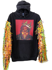 NOTORIOUS BIG BIGGIE Custom Remix Sweat Shirt Hoodie