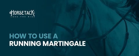 how to use a running martingale