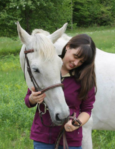 Paige and Whisper