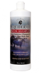 grooming products from horse tack co.