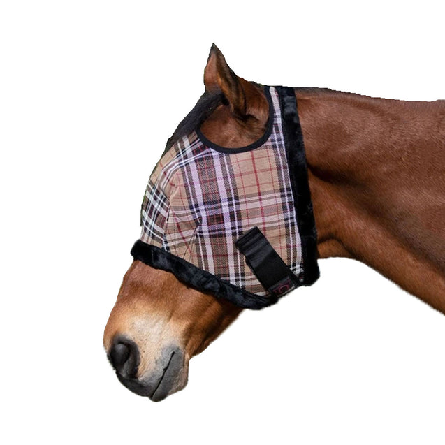 Kensington Fly Mask with Fleece Trim SM