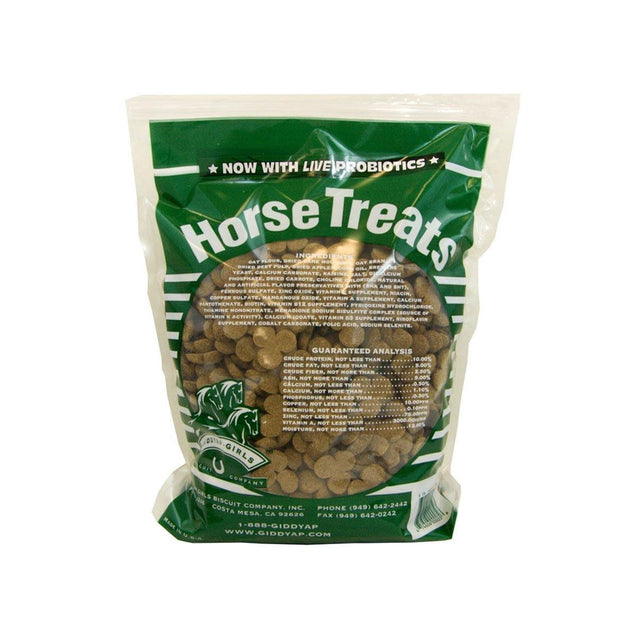 Giddyap Girls Premium Horse Treats - 6 lb Bag - HorseTackCo.com