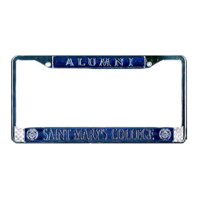 Saint Mary S Alumni License Frame Saint Mary S Official