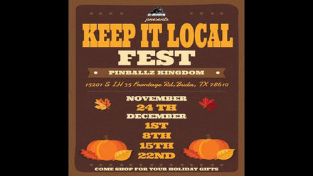 Keep it Local Fest! November 2018