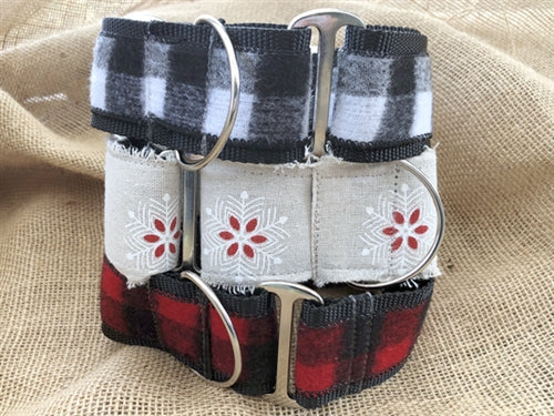 "PREBOOK 2"" Wide Winter Dog Collar"