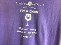 Vin & Chien, Dog And Wine Makes It All Fine