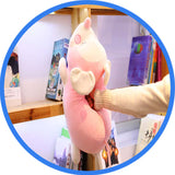 Peluche Souris Endormie Cartoon Kawaii souple