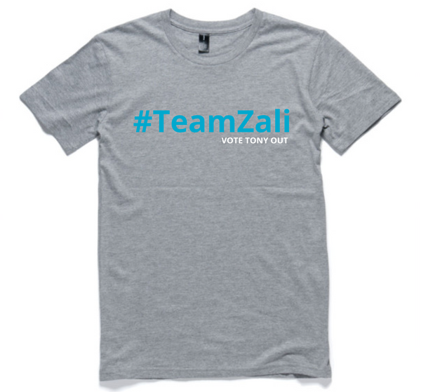 Mens - #Team Zali
