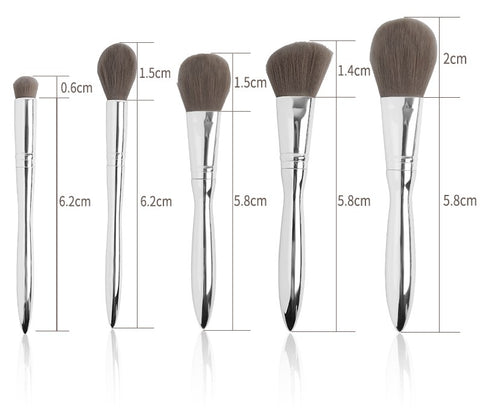 13 in 1 All in One Professional Makeup Brush Set