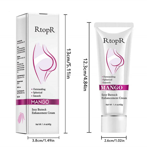 40g Hip Buttock Enlargement Cream Natural Ingredients