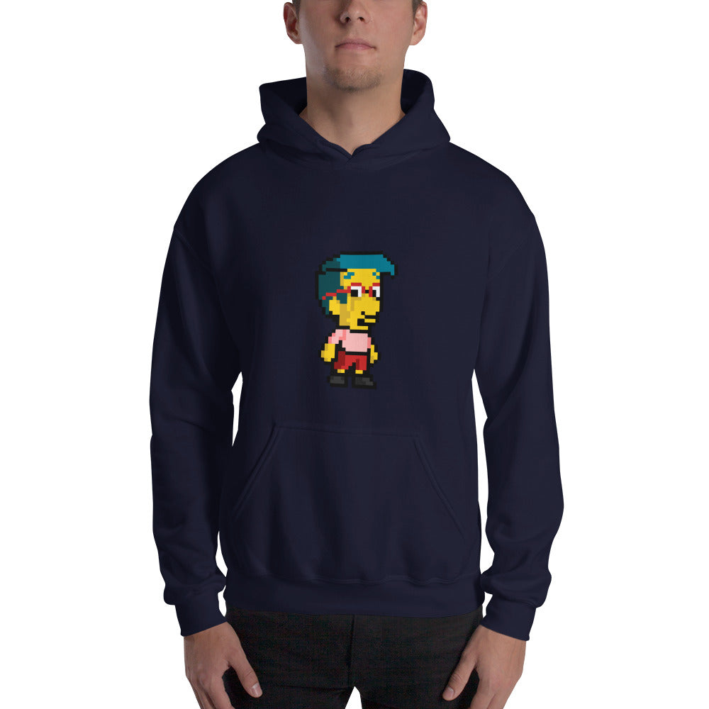 The Insecure Kid Hooded Sweatshirt